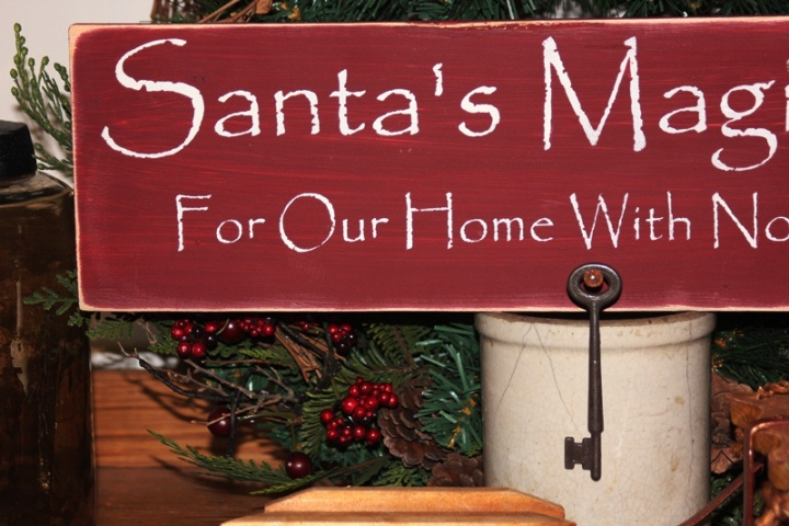 Santas magic key for our home with no chimney includes for Santa s magic key craft