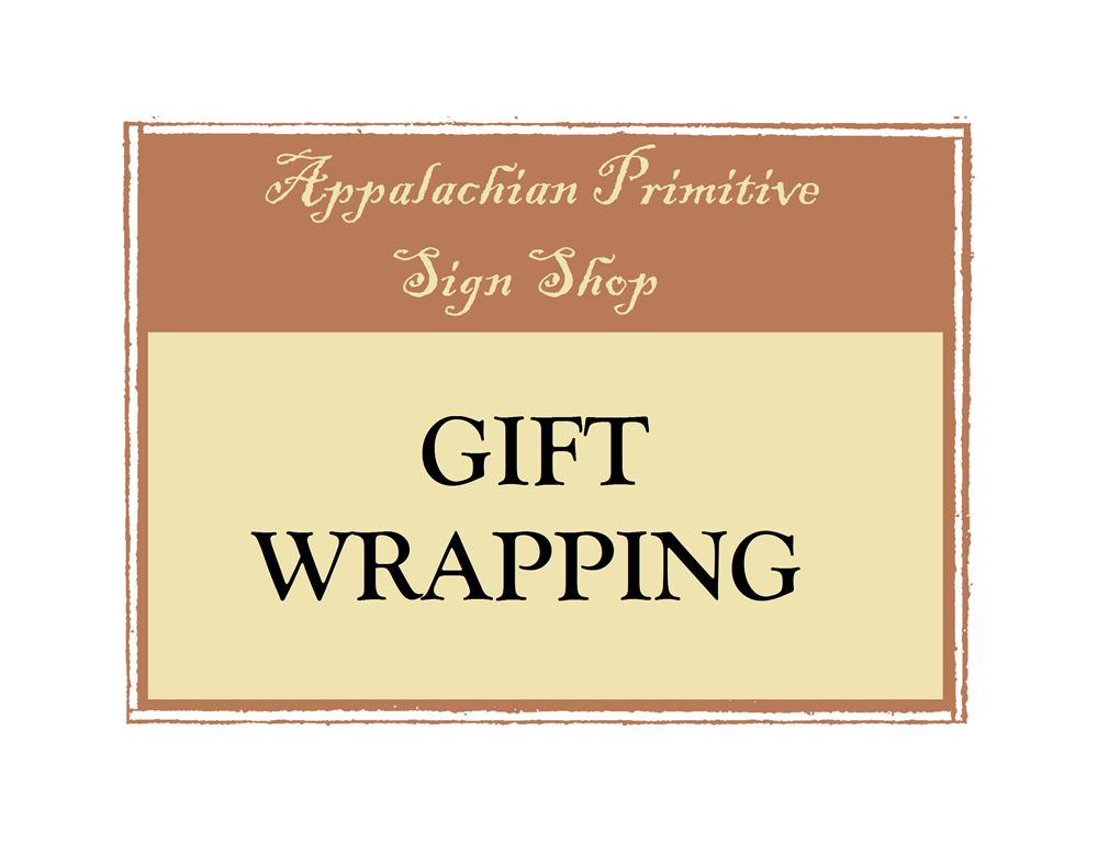 Decorative GIFT WRAPPING